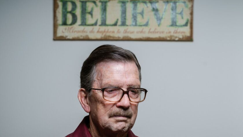 Fred Ray, a retired Santa Barbara Sheriff's department investigator, worked the Golden State Killer case.