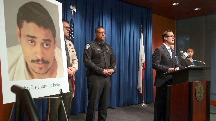 DA seeks death penalty against man charged with killing Palm Springs cops