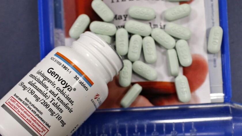 Genvoya tablets