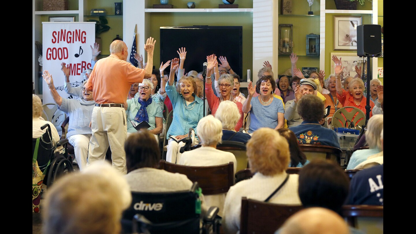 Photo Gallery: The Singing Goodtimers