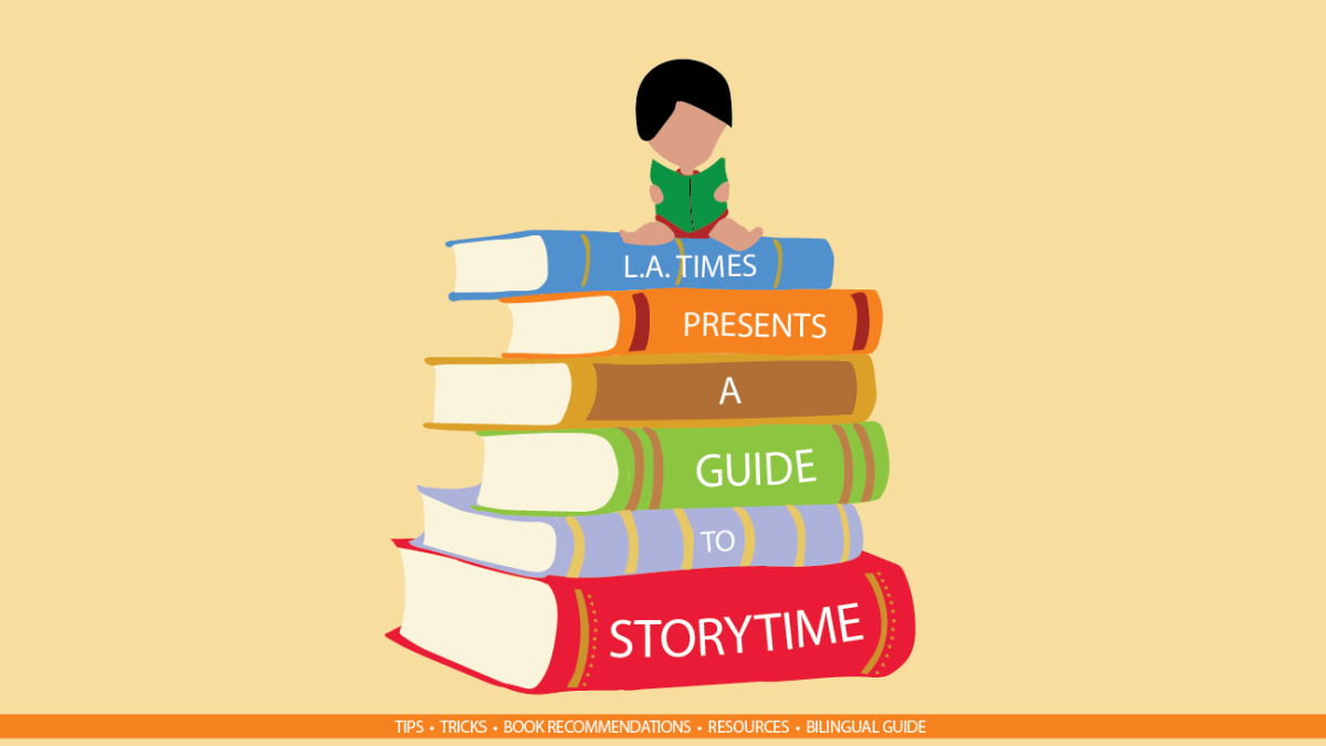 Reading By 9 A Guide To Storytime Los Angeles Times