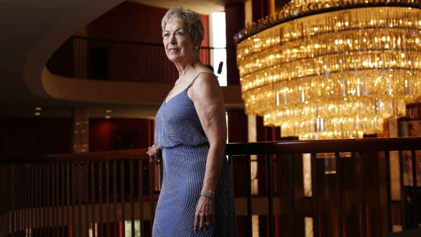 """Welton Jones, a theater critic and arts writer for The San Diego Union-Tribune for 35 years, said of California Ballet Company founder Maxine Mahon: """"She knew everything you had to do to create a first-class company, and she did it, sometimes against tough odds."""""""
