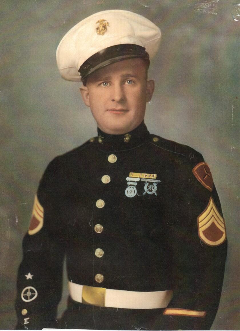 World War II and Korean War veteran John Farritor turns 100