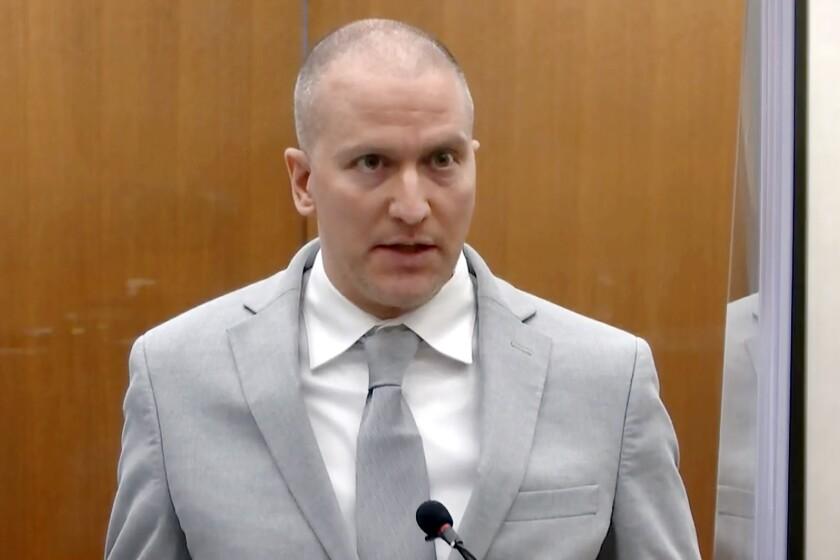 Derek Chauvin apelará condena por la muerte de George Floyd