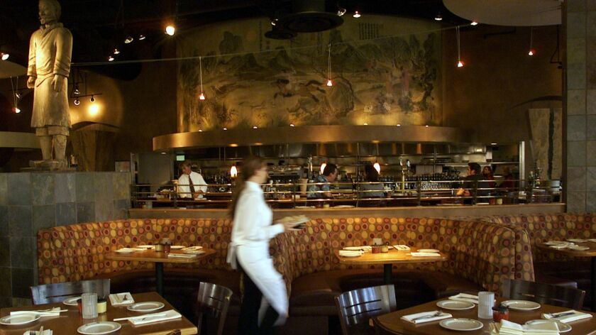 P.F. Chang's China Bistro is among the restaurant chains that the bartenders' and servers' lawsuit accuses of failing to pay minimum wage.