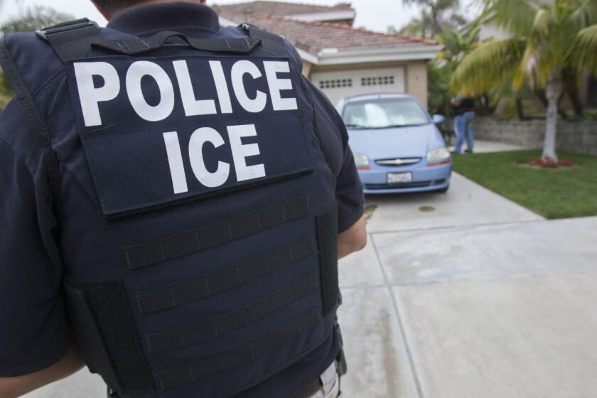 ICE Fugitive Operations