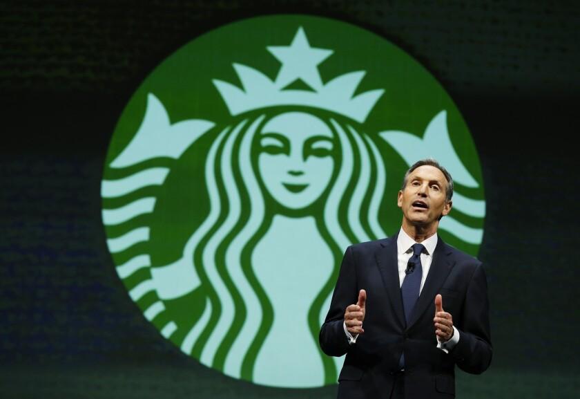 Starbucks CEO Howard Schultz will donate $30 million to help veterans.