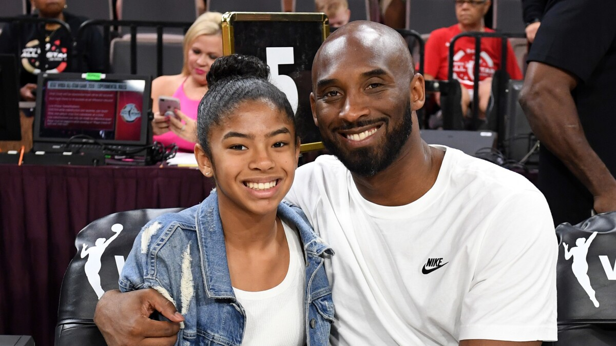 For my teen, Gianna Bryant's death was a bigger blow than Kobe's - Los Angeles Times