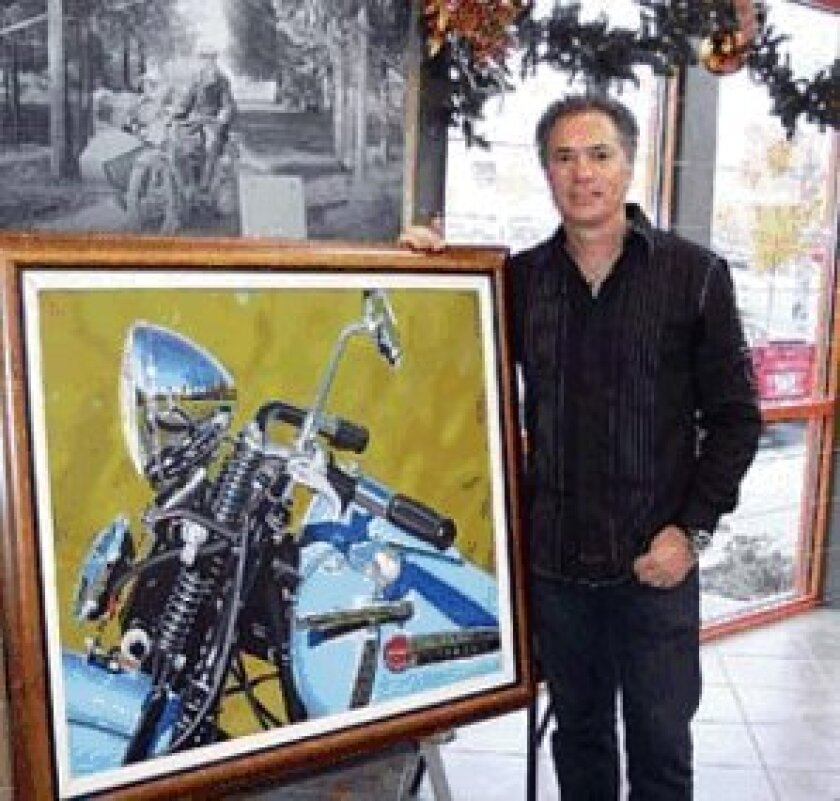 Artist Scott Jacobs