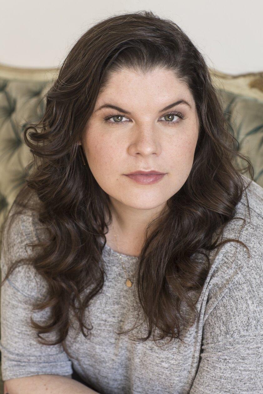"Kate Elizabeth Russell, author of ""My Dark Vanessa"""