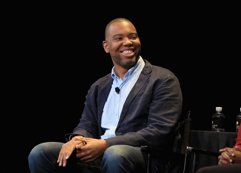 "Ta-Nehisi Coates has won the National Book Award for nonfiction for ""Between the World and Me,"" a timely rumination on race in America."