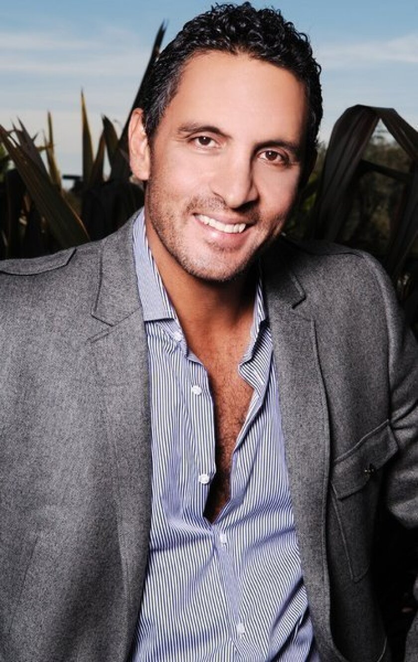 Mauricio Umansky of the Agency in Beverly Hills was among panelists at Westweek 2013 exploring the topic how to cater to a world-class clientele.