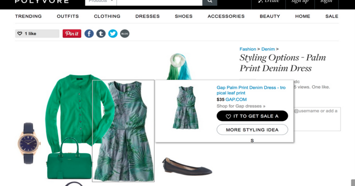 Analysis What Went Wrong At Gap One Of The Ugliest Dresses Ever Was A Clue Los Angeles Times