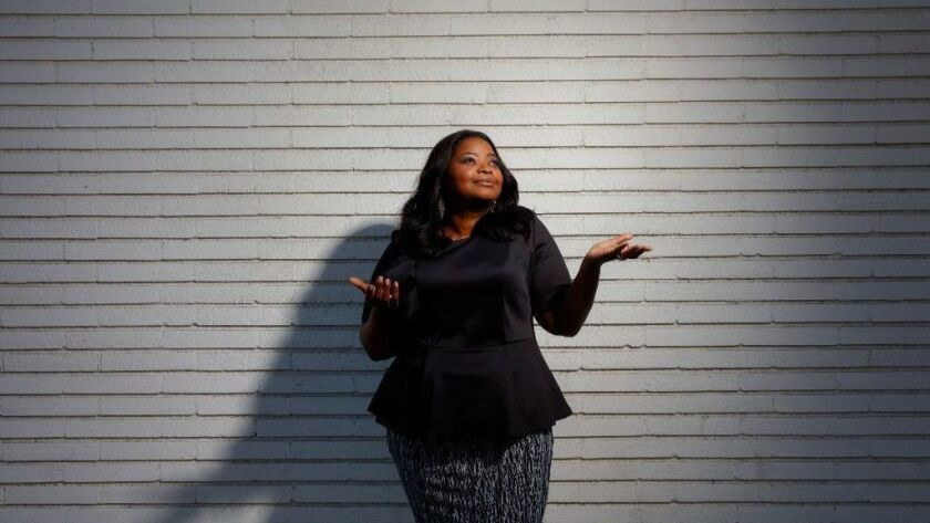 "Academy Award-winning actress Octavia Spencer is pulling double duty in November as a star in the heartwarming comedy ""Instant Family"" and a producer of the awards buzz drama ""Green Book."""