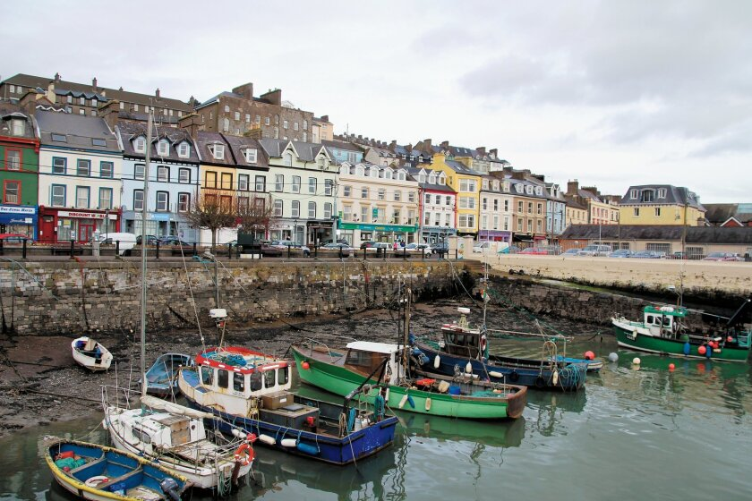 The charming town of Cobh, Ireland, has a tragic past involving the doomed ships Titanic and Lusitania.