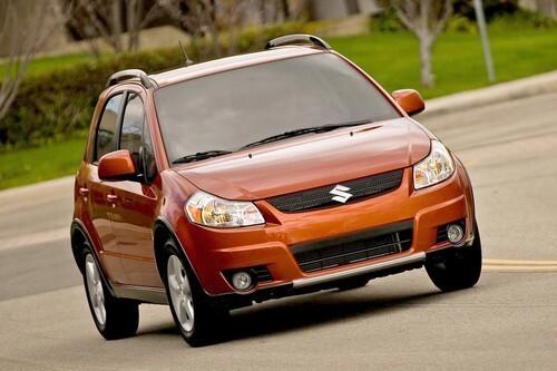 Suzuki 2008 SX4 Crossover