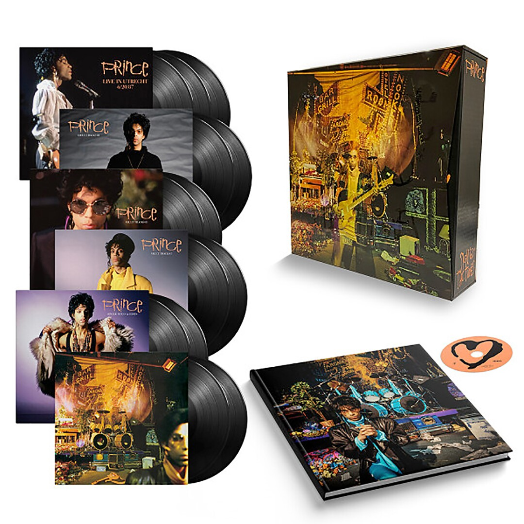 """Prince, """"Sign O' the Times (Super Deluxe Edition)."""""""