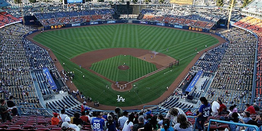 Dodger Stadium will be getting additional protective netting this season.