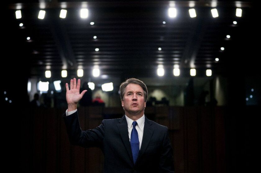 Supreme Court nominee Brett Kavanaugh will deny any wrongdoing as he faces lawmakers on the Senate Judiciary Committee regarding accusations of sexual misconduct.