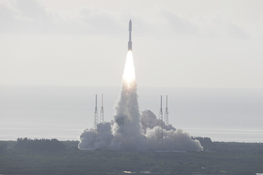 NASA's Perseverance rover on its way to Mars