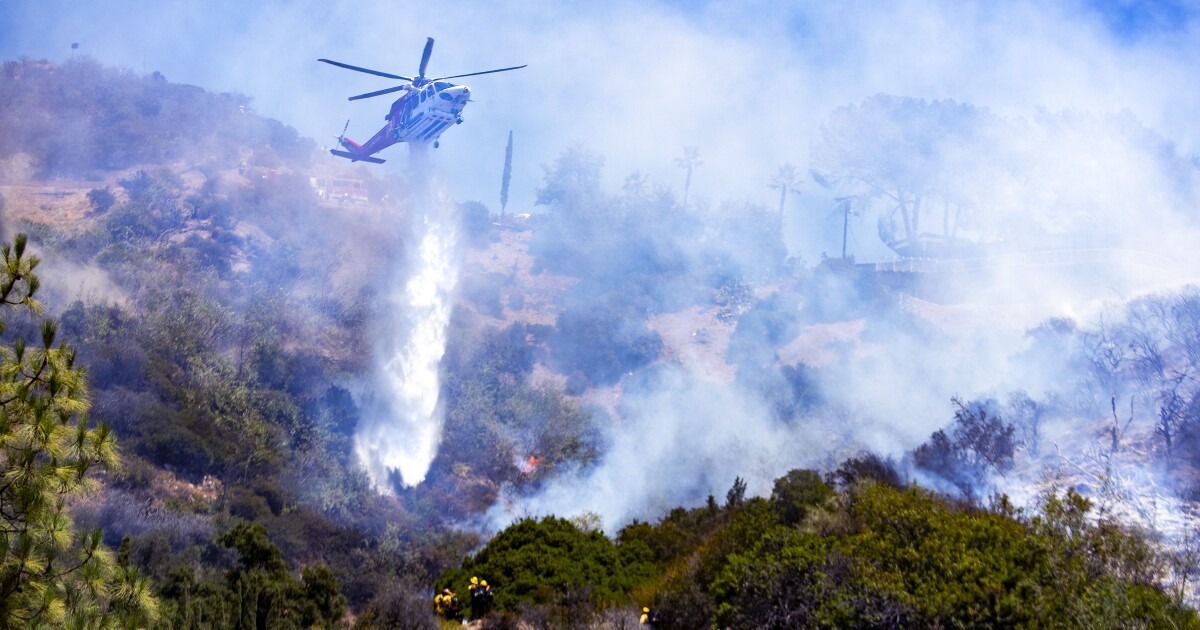 House-hunting? How to learn the wildfire risk of every L.A. neighborhood