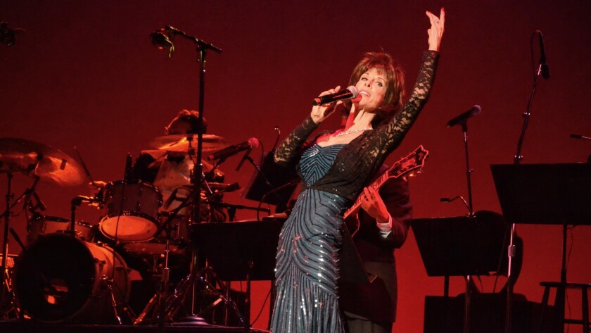 Deana Martin will celebrate what would have been her famous father's 100th birthday during two perfo