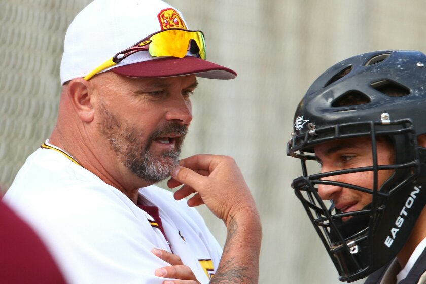 Point Loma coach David Wells will lead the Pointers against Mission Hills in Tuesday's San Diego Section Division II play-in game.