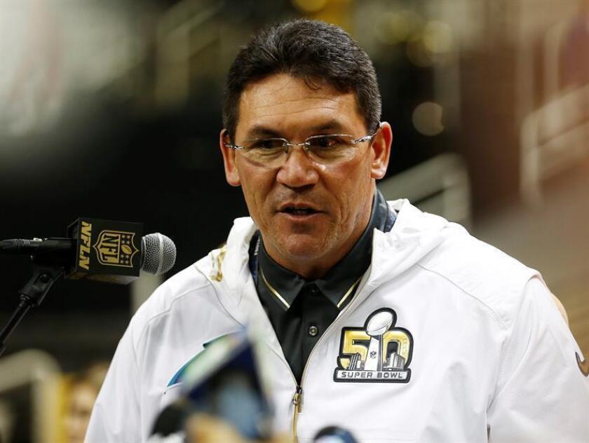 Rivera, de origen mexicano y puertorriqueño, se convierte en el segundo entrenador en jefe latino que va a estar en un Super Bowl después que lo hiciese dos veces el legendario Tom Flores.
