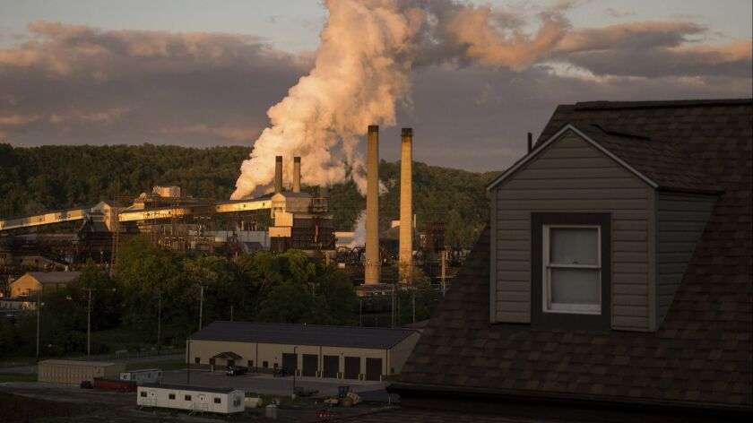 A U.S. Steel facility in Clairton, Pa. Since President Trump announced tariffs on foreign steel 16 months ago, U.S. Steel has lost almost 70% of its market value.