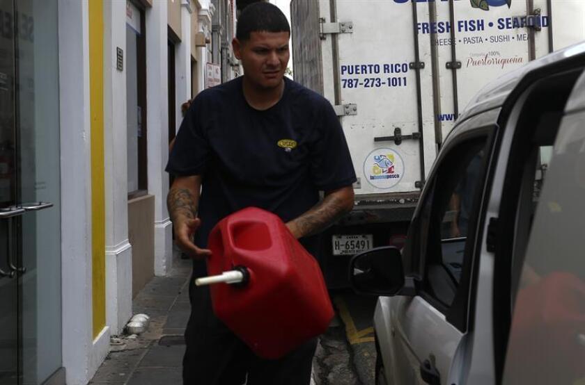 El Índice de Actividad Económica (IAE) de Puerto Rico, indicador que no representa una medida directa del Producto Nacional Bruto (PNB) real, registró para el mes de julio una disminución del 0,3 % en relación al mismo mes de 2017. Los componentes del índice que exhibieron un comportamiento ascendente en términos interanuales en julio fueron nuevamente el consumo de gasolina y las ventas de cemento. EFE/ARCHIVO