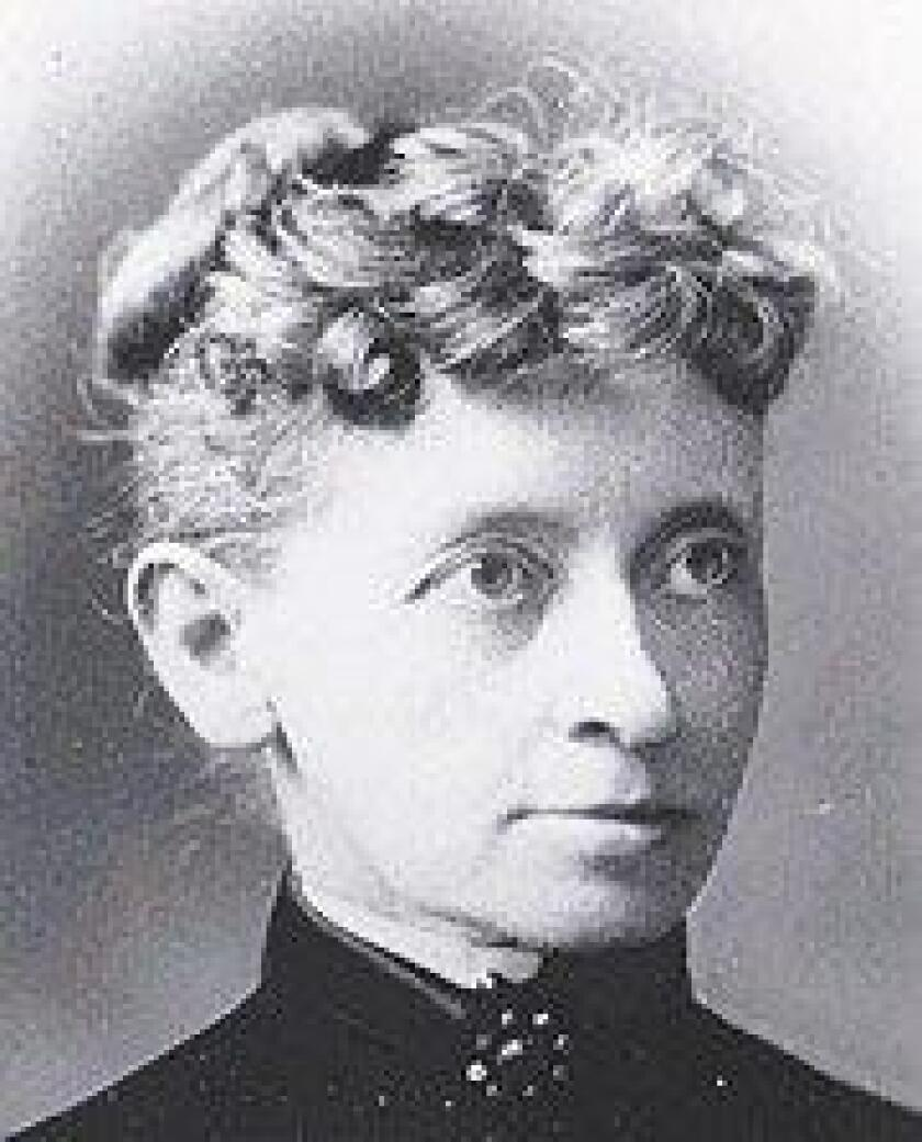 Philanthropist Ellen Browning Scripps was a key player in the fight to give California women the right to vote.