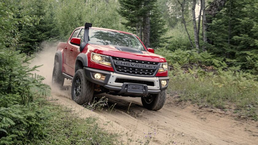 """An exclusive, flow-through """"CHEVROLET"""" lettered grille replaces the traditional bow-tie on Bison"""