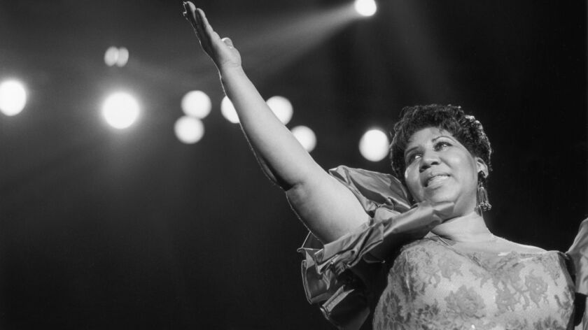 Aretha Franklin: Five must-own albums - Los Angeles Times