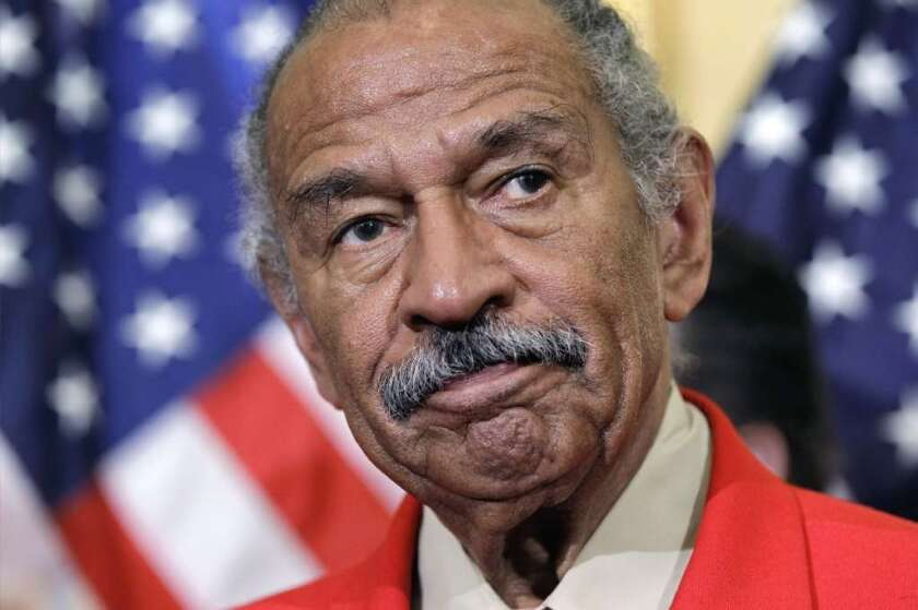 Rep. John Conyers Jr. (D-Mich.) has introduced legislation that would expand Medicare eligibility to everyone and reduce healthcare costs. The bill has no chance of passing.