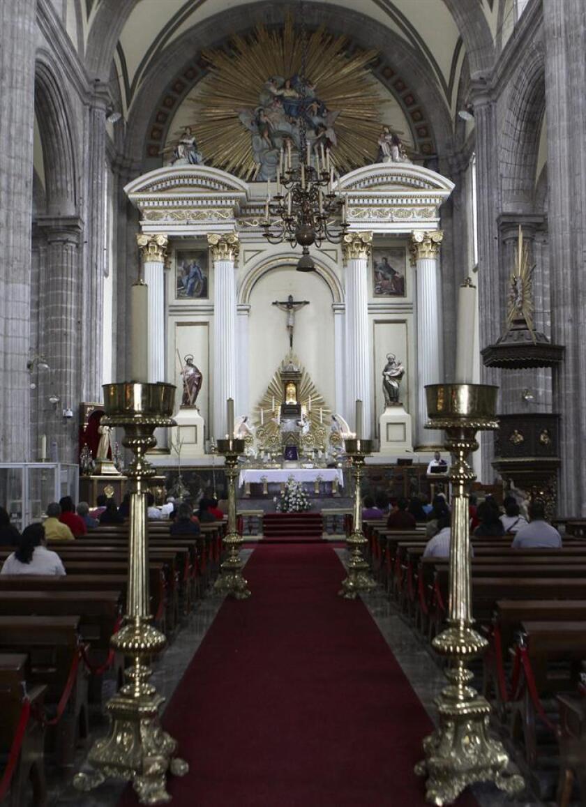 Robo de arte sacro en México se agrava por la falta de inventarios