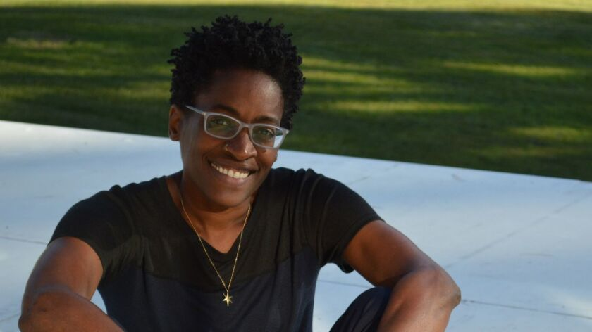 "The author of ""Another Brooklyn,"" Jacqueline Woodson. Credit: Juna F. Nagle / HarperCollins"
