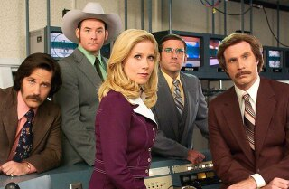 `Anchorman 2: The Legend Continues' Movie review by Betsy Sharkey