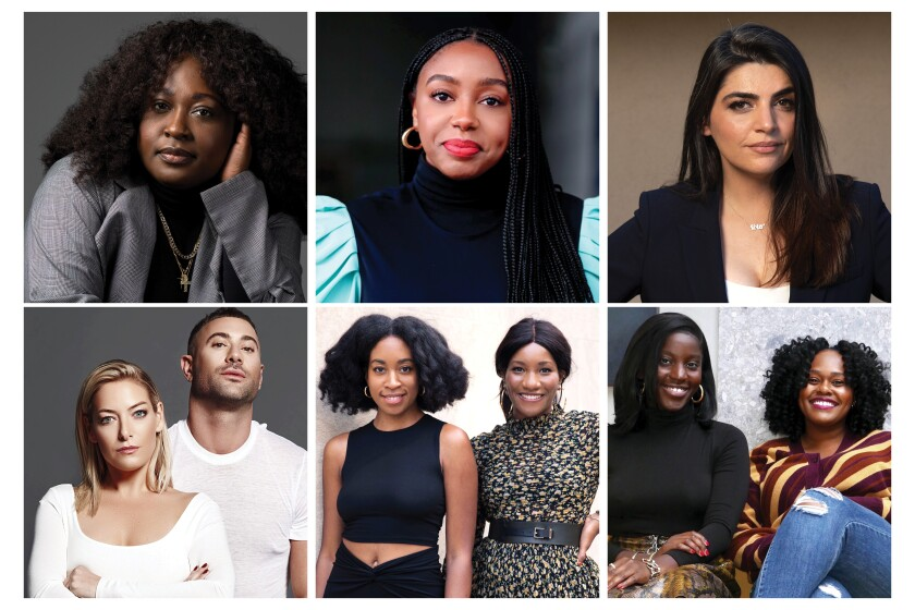 Fashion influencers, stylists and publicists are working to end racism in their industry.
