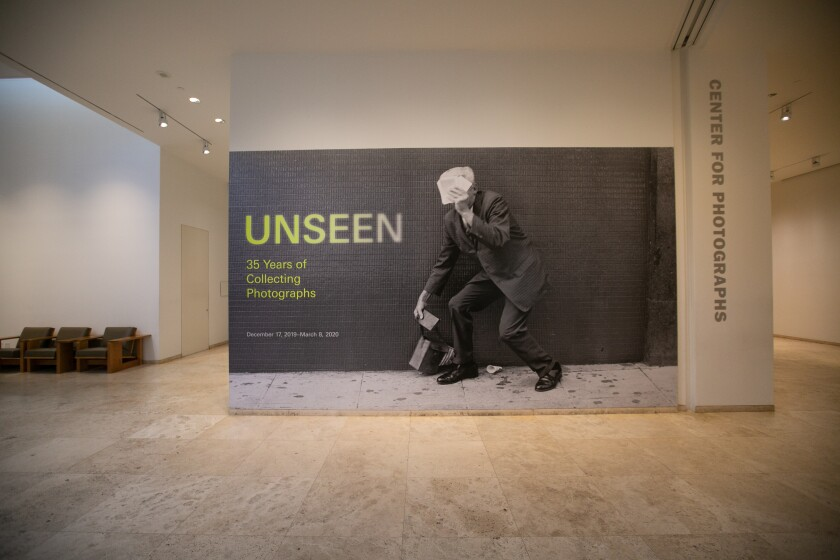 "The Getty museum's new exhibit, ""Unseen,"" is something of curatorial mixtape."