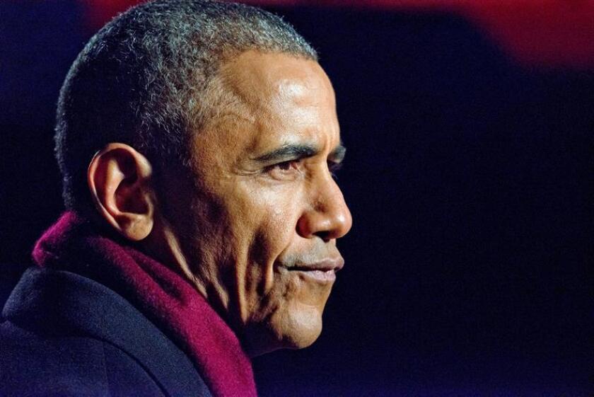 El presidente, Barack Obama, ya tiene alquilada una oficina para trabajar en Washington a partir del próximo 20 de enero, cuando dejará la Casa Blanca, según publica hoy el diario The Washington Post. EFE/ARCHIVO