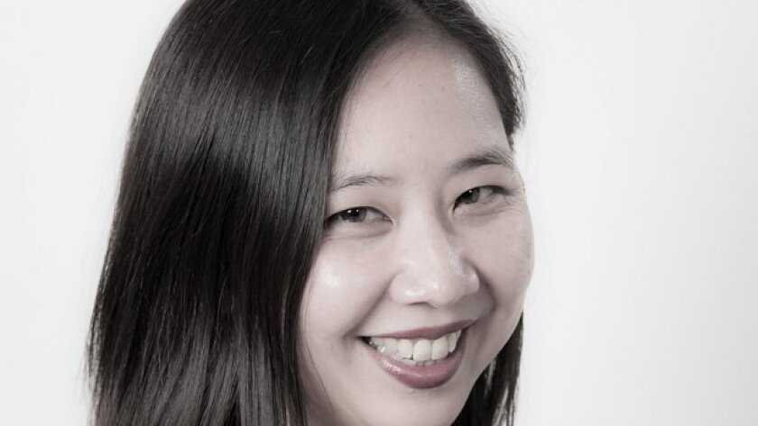 Vivian Kung Haga is the new director and CEO of the Balboa Park Online Collaborative