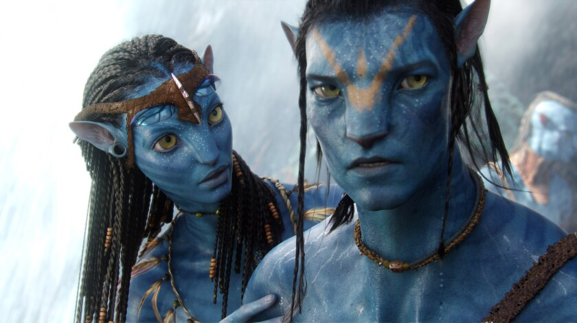 """James Cameron's """"Avatar"""" was recently unseated as the highest-grossing film of all time by """"Avengers: Endgame."""""""
