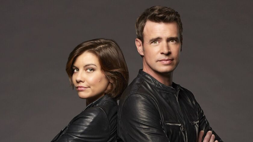LAUREN COHAN, SCOTT FOLEY