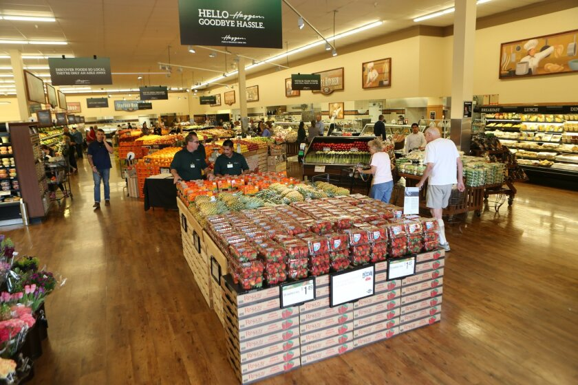 Haggen Food launched its first stores in Southern California in early March of this year.
