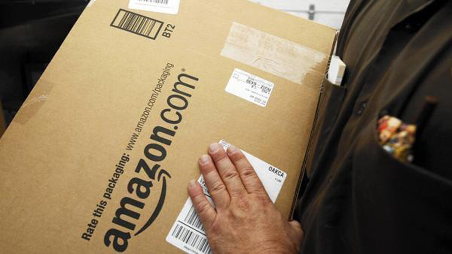 Amazon ends use of tips to meet drivers' wage guarantees