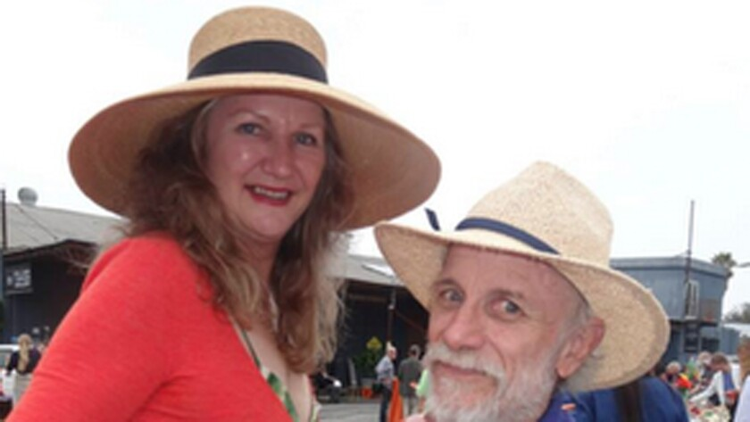 A. Michelle Page, 58, and Daniel Adams, 65, have operated a fair trade arts company in Nepal. Via Facebook, they confirmed their safety after Saturday's 7.8 earthquake.