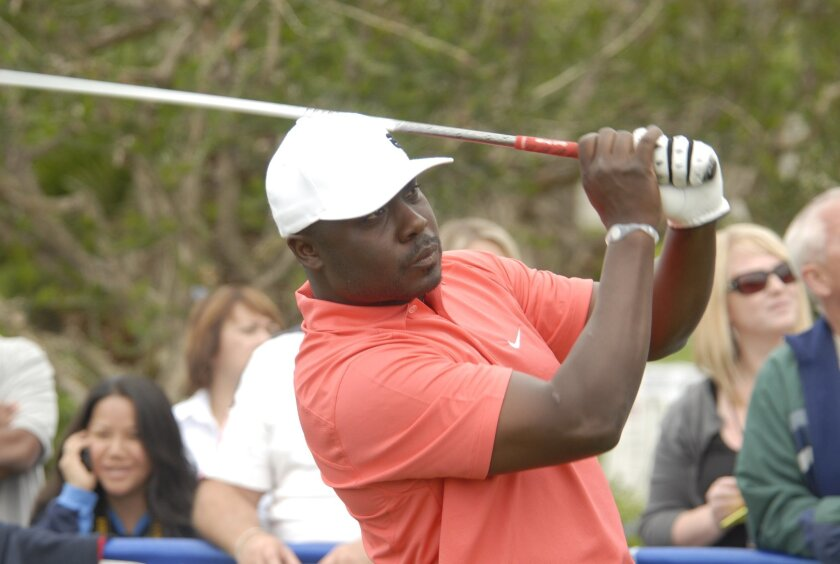 Marshall Faulk is an avid golfer who is taking over the Celebrity Championships this year at La Costa.