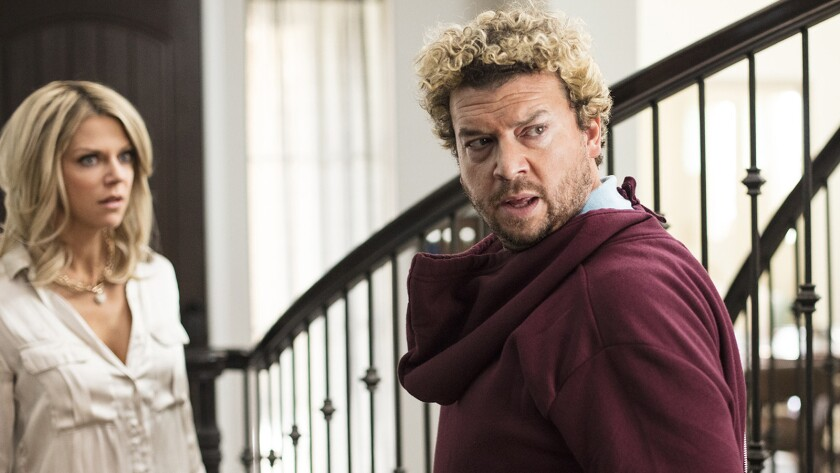 Review Danny Mcbride Raises All Kinds Of Crazy In The Satiric