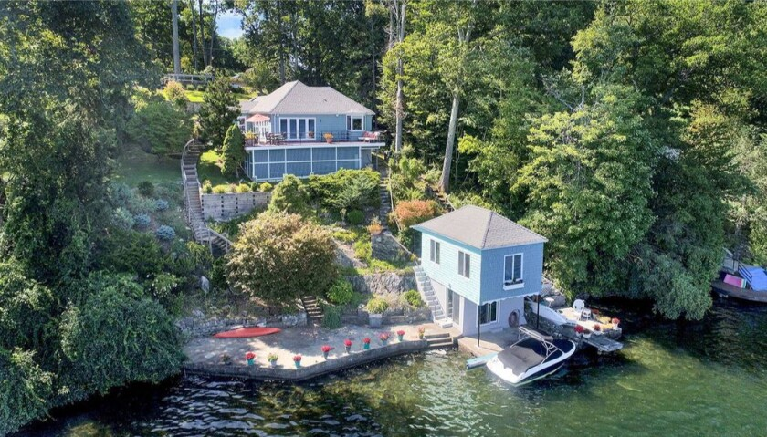 Former Dodgers manager Joe Torre sells charming New York lake house