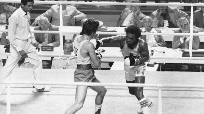 Who are the five greatest boxers in U.S.Olympic history?